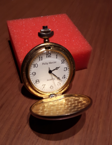 First Pocket Watch