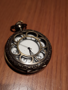 Second Pocket Watch