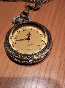 Third Pocket Watch