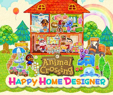 Animal Crossing: Happy Home Designer |
