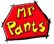 Mr Pants logo