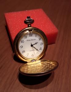 First Pocket Watch